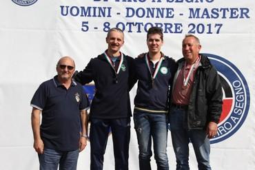 C.I. 2017 Samuele Pollastro Campione Italiano CLT Uomini gruppo A