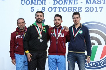 C.I. 2017 Samuele Pollastro terzo posto C10