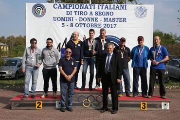 C.I. 2017 Squadra CLT Campione Italiano