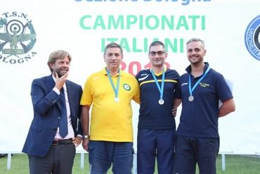 C.I. 2018 Orlando Macrì secondo classificato C10 Uomini gruppo C